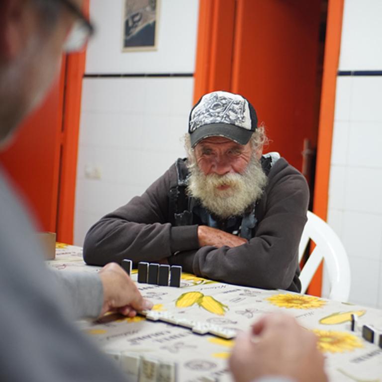 Folre, un centre diürn per a persones sense llar de Càritas Barcelona